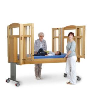 Safe Surround Genie Bed